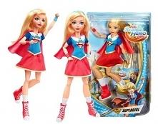 Mattel Dc Super Hero Supergirl Lalka