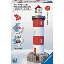 Przybrzeżna latarnia Puzzle 3D RAVENSBURGER