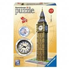 Big Ben z zegarem 3D Puzzle RAVENSBURGER