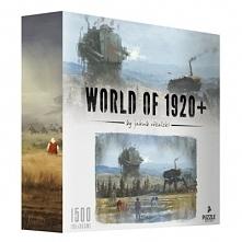 World of 1920+ by Jakub Różalski - Odwilż Puzzle CDP.PL