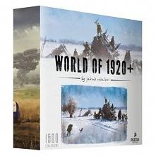 World of 1920+ by Jakub Różalski - Mech na polu Puzzle CDP.PL