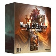 World of Horror: Cthulhu - King in Yellow Puzzle CDP.PL