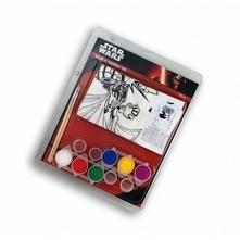 Koszulka Star Wars z farbami, 7-8 lat