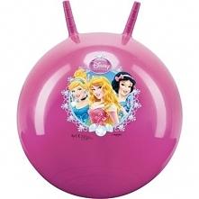 Piłka do skakania Disney Princess