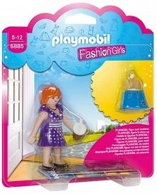 Playmobil Fashion Girl - Wielkie miasto 6885