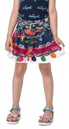 Desigual Spódnica Dziewczęca Argençola 116 Wielokolorowy