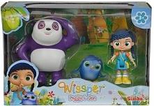 Simba Wissper Figurki Peggy + Dan 109358416
