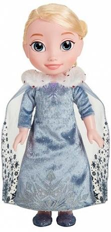 Jakks Pacific Śpiewająca Elsa - Kraina Lodu: Przygoda Olafa 35 cm 72536