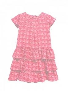 Topo Sukienka Dziewczęca 98 Różowa