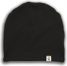 Czapka dziecięca Czarna Owca czarna r. 74 (NCO-04)