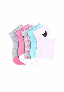 10-pack Niebiesko-Różowych Skarpetek Culo