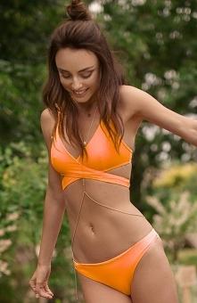 Qso Crush biustonosz bikini Oto biustonosz plażowy, który będzie wyglądał zja...