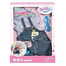 BABY BORN Kolekcja jeansowa deluxe - DARMOWA DOSTAWA OD 199 ZŁ!!!
