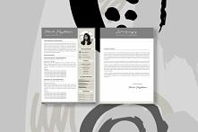 #GRAiFIKA  W czerwcu udostępniłam na pracowitym blogu wzór CV, który pobił re...