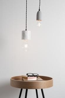 Lampa wisząca MACH CONCRETE...
