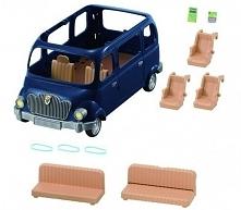 Sylvanian Families Niebieski Samochód 2003