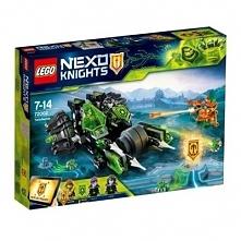 Lego Nexo Knights. 72002 Podwójny infektor