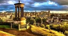 Szkocja, Endynburg - puzzle. Miejsce do warte zobaczenia. Zapraszamy na puzzl...