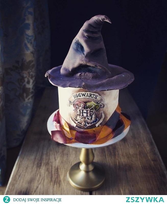 Tort dla fanów Harrego Pottera :)