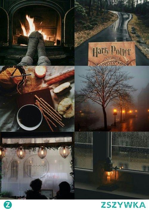 Jeśli jesień - to tylko Harry Potter