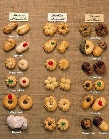 Włoskie ciasteczka :)