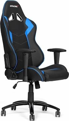 Fotel Akracing Octane Czarno-niebieski (AK-OCTANE-BL)