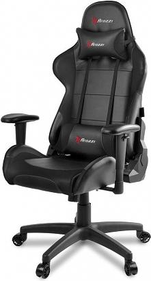 Fotel Arozzi Verona V2 Czarny (VERONA-V2-BK)