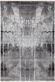 Dywan Laos Canvas silver 200 x 285 cm