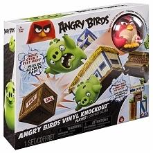 Spin master Angry Birds Vinylowy zestaw Angry Nokaut Zabawka