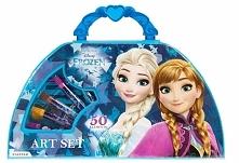 Starpak Zestaw artystyczny Frozen (50 elementów) Zabawka