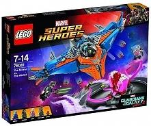 Super Heroes - Marvel - Milano kontra Abilisk (LG76081)