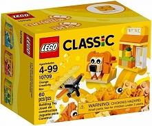 Classic Pomarańczowy zestaw kreatywny (10709)