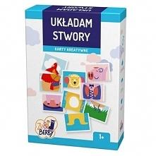 Karty Układam Stwory - DARMOWA DOSTAWA OD 199 ZŁ!!!