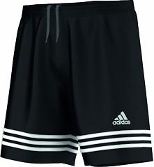 Adidas Spodenki juniorskie Entrada 14 czarne r. 140 (F50632)