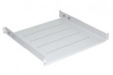 NetRack półka 19'' 1 U/550 mm, wsporniki, popiel (119-100-550-021)