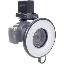 Lampa pierścieniowa Dorr DRL-232 LED Ring Light z pudełkiem na baterie (371025)