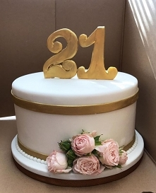 mój tort urodzinowy