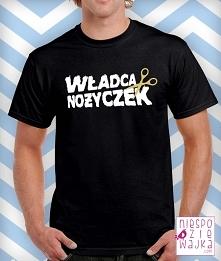 Koszulka Władca nożyczek dl...