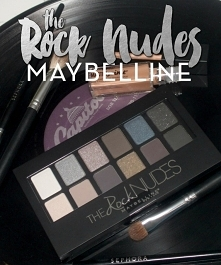 Maybelline the rock nudes. ...
