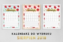 Darmowe kalendarze na sierp...