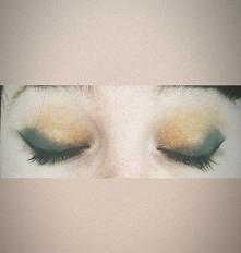 Mój dzisiejszy makijaż oczu