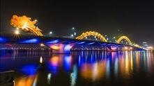 Smoczy most w Wietnamie.