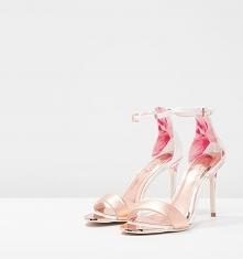 Przepiękne sandały dla pann...