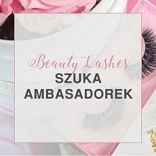 BEAUTY LASHES szuka ambasadorek !! Wbijajcie na IG @beautylashespl