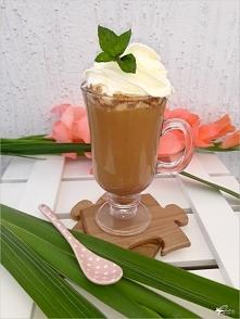 Krówkowa kawa deserowa (na zimno)