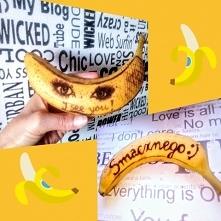 Bananowe love. Czy wiedzieliście, że : To owoce tropikalne z rodziny jagód. Ta informacja może zaskakiwać, ale banan ma nasiona w owocu. Hodowane głównie w Afryce, Ameryce Połud...