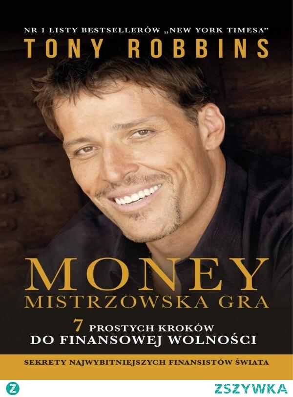 """""""MONEY. Mistrzowska gra. 7 prostych kroków do finansowej wolności"""" to Książka, na którą czekały miliony i książka, która odmieni życie milionów.  Osiągnięcie prawdziwej finansowej wolności nie jest skomplikowane. Dotąd jednak tylko najpotężniejsi i najbardziej ustosunkowani mieli dostęp do odpowiedniej wiedzy i właściwych instrumentów. Dzięki rozległym studiom i pierwszej takiej serii wywiadów z pięćdziesięcioma najwybitniejszymi finansistami świata (w tym self-made manów i noblistów) Tony Robbins odkrył 7 prostych kroków, które dadzą wam pełną kontrolę nad waszą finansową przyszłością. Książka ta pomoże wam skorzystać z możliwości, które umykają uwadze wszystkich, oraz uniknąć kosztownych błędów popełnianych na co dzień przez miliony ludzi. To prosta i sprawdzona droga do finansowej wolności."""