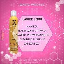 Global Keratin GK Hair lakier lekki light hold hairspray 320ml (zawiera keratynę)- sklep warszawa  Lakier do włosów lekki 320ml: Cena: 69zł PROMOCJA 2szt -20% (wysyłka UPS od 9z...