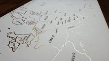 Cześć! Wykonuję mapy świata...