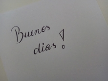 zapraszam na pierwszą (prostą) lekcję hiszpańskiego ;) (klik)